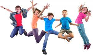 Move Kids Saphir